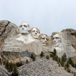 National Parks - Mount Rushmore, South Dakota