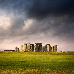 Europe - Britain, Stonehenge