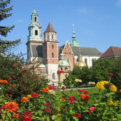 Eastern Europe - Poland, Wawel Royal Castle